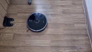 클리엔 로봇청소기 충전 복귀 테스트[1]