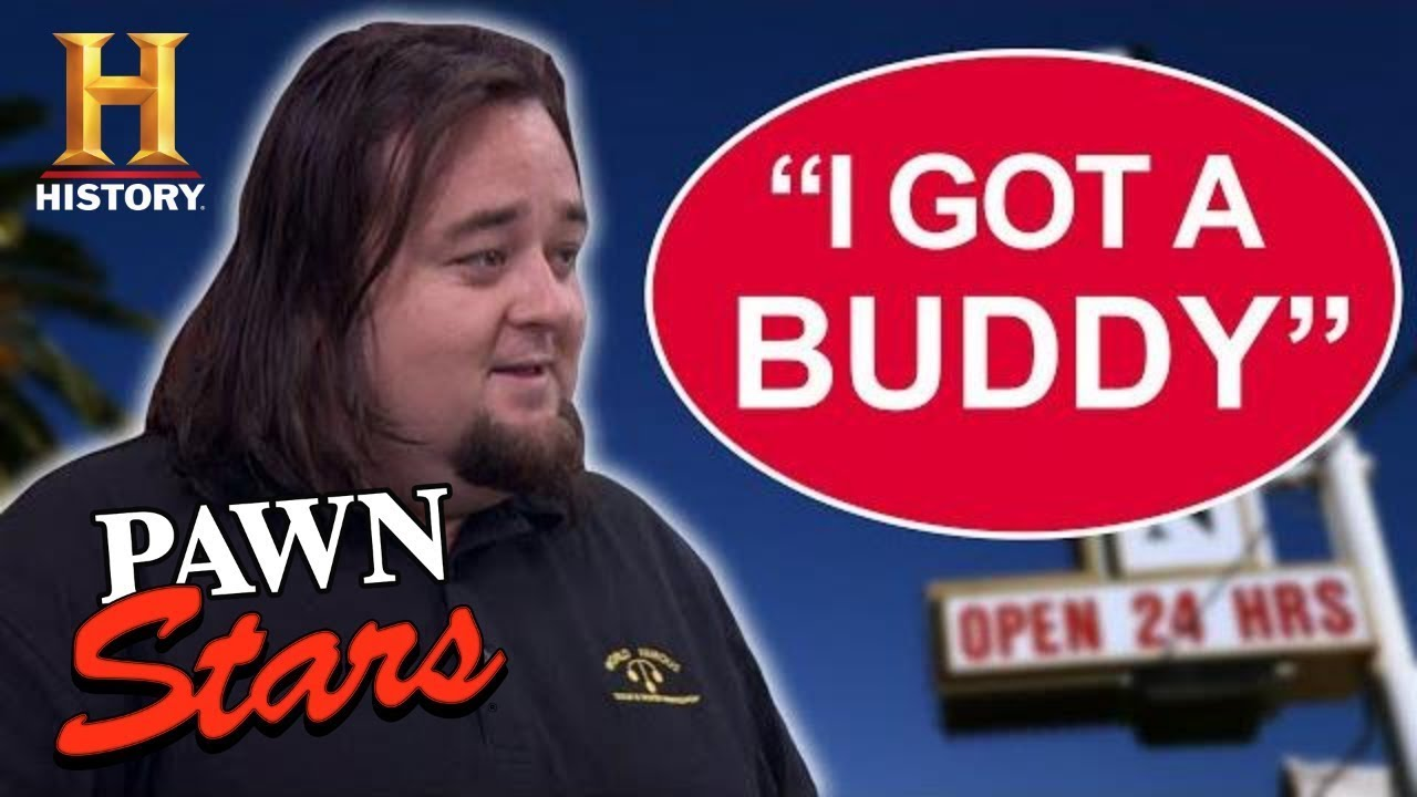 """Pawn Stars: """"I Got a Buddy!"""" (10 Expert Appraisals for Rare Items)   History"""