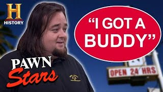 "Pawn Stars: ""I Got a Buddy!"" (10 Expert Appraisals for Rare Items) 