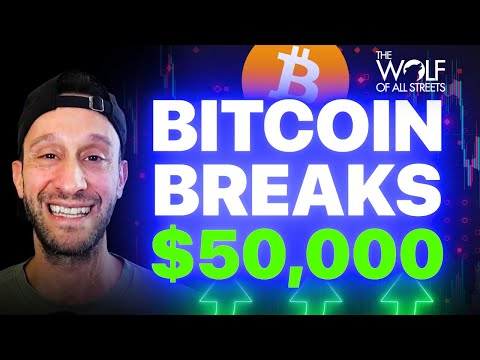 BITCOIN BREAKS $50,000 | CARDANO: NEW ATH | WHAT'S NEXT?