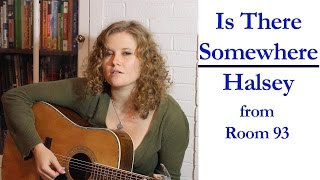 Is There Somewhere - Halsey (Acoustic Cover) // Liz Chidester