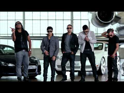 La Formula Sigue (Official Video) Pina...