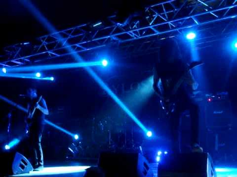 """Sylosis at Bloodstock 2010 - New song """"Altered States"""""""