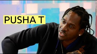 """Pusha T """"Crutches, Crosses, Caskets"""": Inside The Puff Daddy Collaboration"""