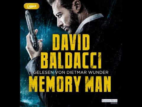 Memory Man (Amos Decker 1) YouTube Hörbuch Trailer auf Deutsch