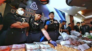 Polis rampas bekalan dadah lebih RM2.51 juta