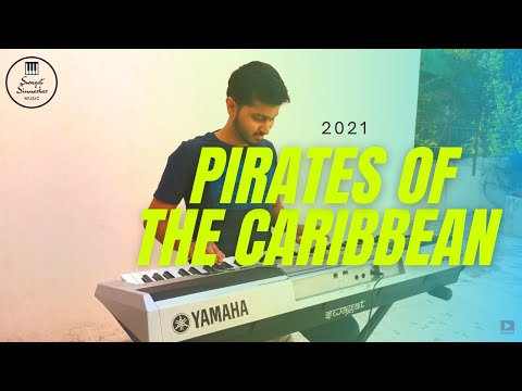 Disney's | Pirates Of The Caribbean | Orchestral Theme Music | Epic Piano Cover