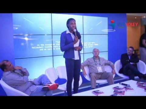 Presentación del libro sobre Mireya Luis