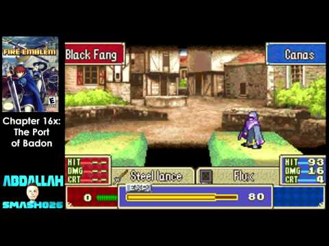 Fire Emblem: Blazing Sword (Ch16~Noble Lady of Caelin) [1/2] from YouTube · Duration:  31 minutes 30 seconds