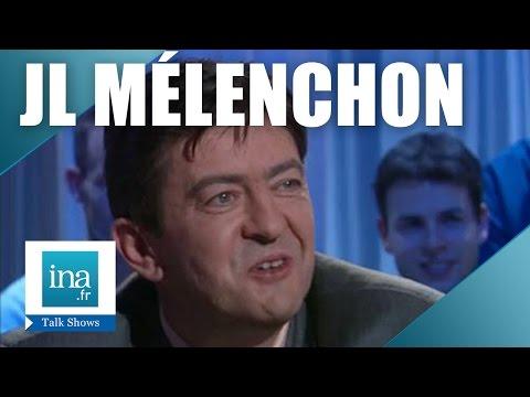 "Jean-Luc Melenchon ""Interview croque monsieur"" | Archive INA"