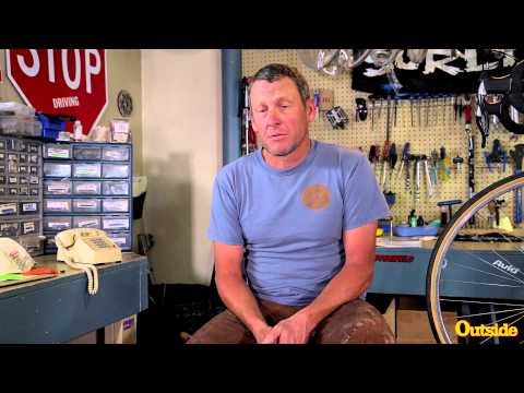Outside Talks: Lance Armstrong