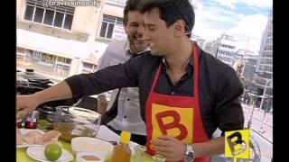 Carlos Vesga preparó una deliciosa receta en nuestra cocina (1/2)