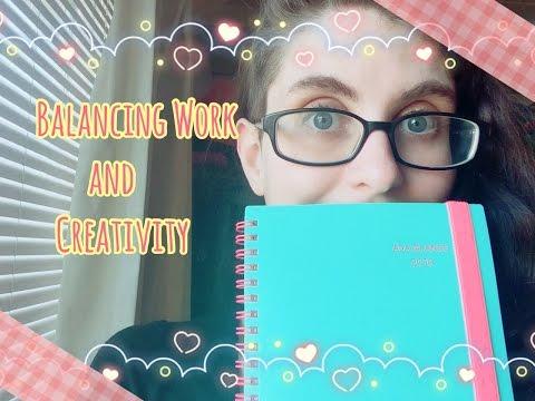 How To Balance Life and Creativity
