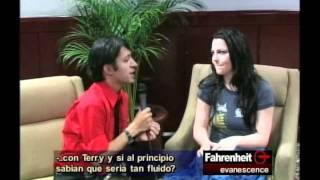Flashback: Entrevista Evanescence