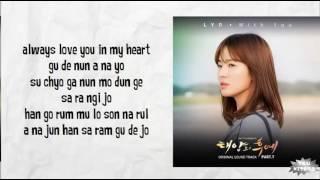 LYn   With You (lirik) OST Descendants Of The Sun Mp3