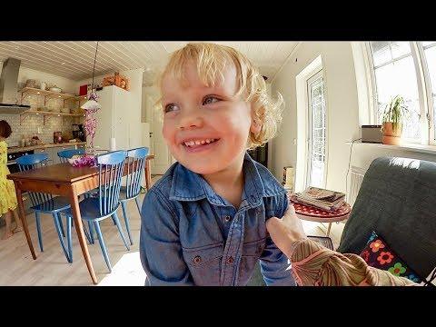 Harry fyller 4 år! VLOGG