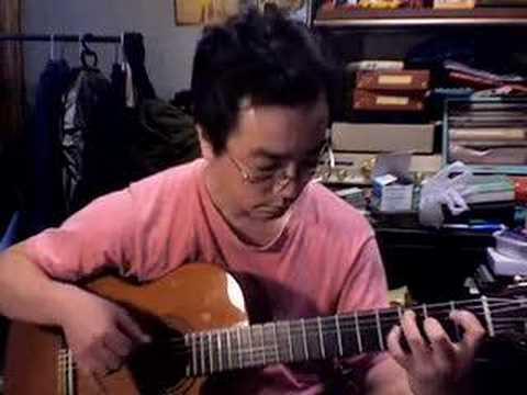 Alone Again (Fingerstyle Guitar)