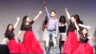 Ruk Ja O Dil Deewane (Sung by Abey on stage)