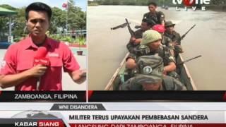 21 milisi abu sayyaf tewas dalam operasi militer,pembebasan sa…