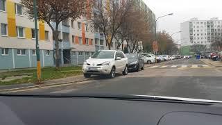 Praktická jazda v Autoškole Nissan Note Bratislava Petržalka