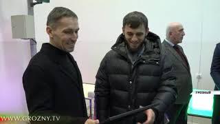 В Грозном состоялось открытие филиала компании «Айра»