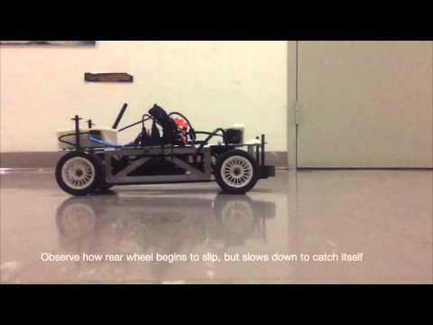 BARC Traction Control - UC Berkeley ME131 Final Project