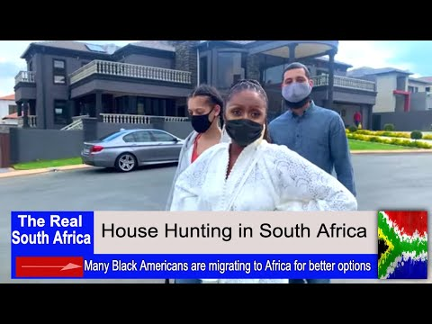 South Africa| Seeking a home in South Africa look at what this New York family has done.