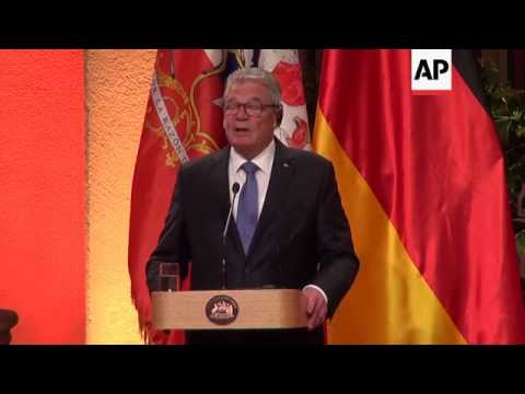 German President starts official visit to Chile