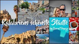 Kalabrien Die schönsten Städte Tropea Cosenza Pizzo Reggio di Calabria Sehenswürdigkeiten & Strände