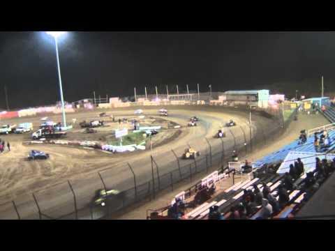USAC East Bay Raceway A Main