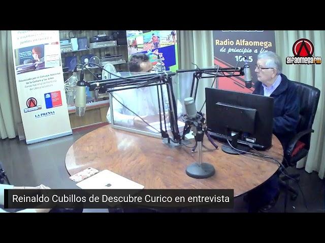 Entrevista con Reinaldo Cubillos