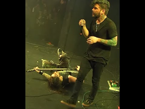 Suicide Silence new song Love Me To Death - Ivan Moody sings country - New Year's Day box set