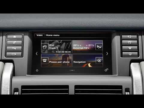 Discovery Sport 2015 | Digital Audio Broadcasting DAB Radio - InControl Touch Plus