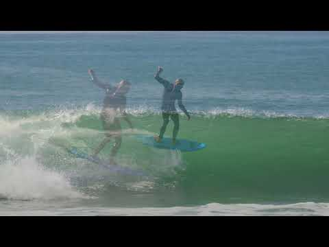Dane Gudauskas Test Rides Channel Islands All-New CI Fish