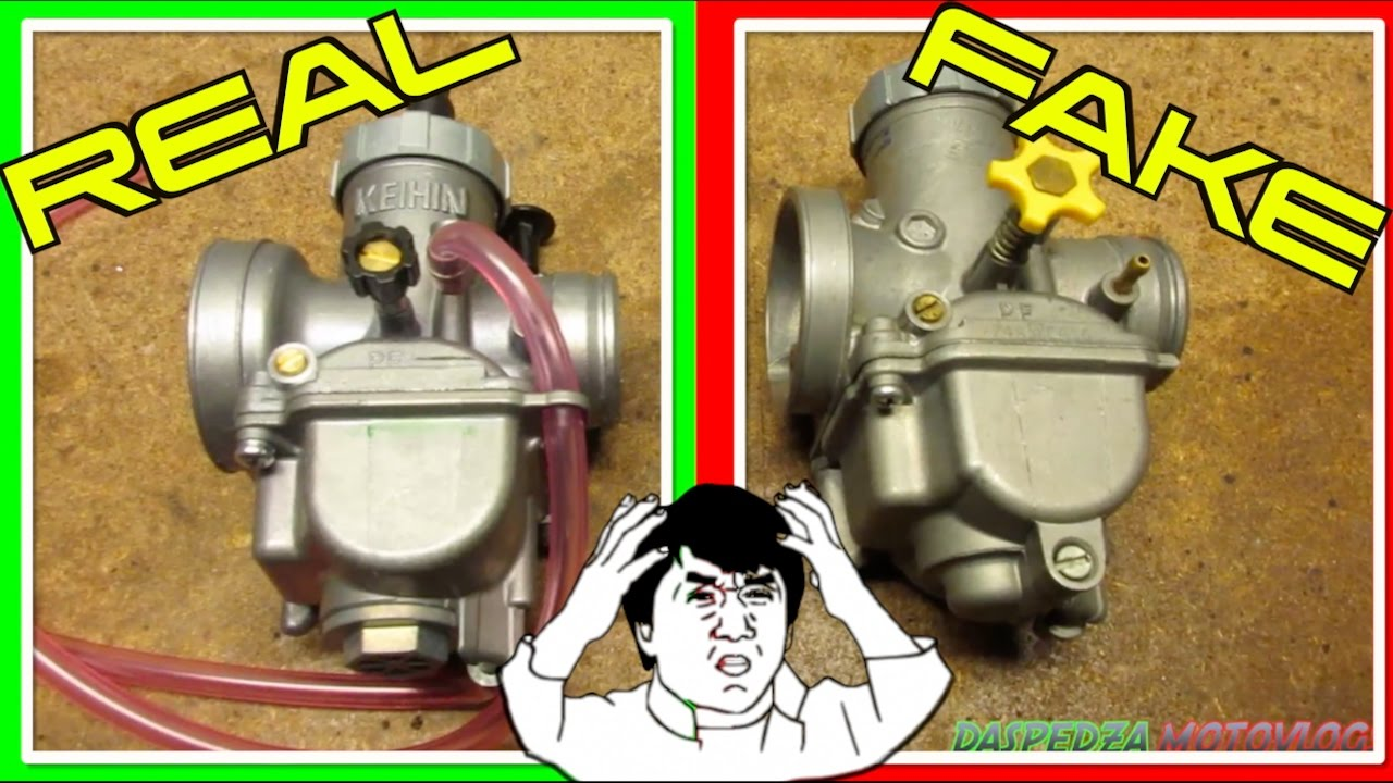 99% PEOPLE CAN'T SPOT THE DIFFERENCE - KEIHIN PE28 Real Vs Fake!