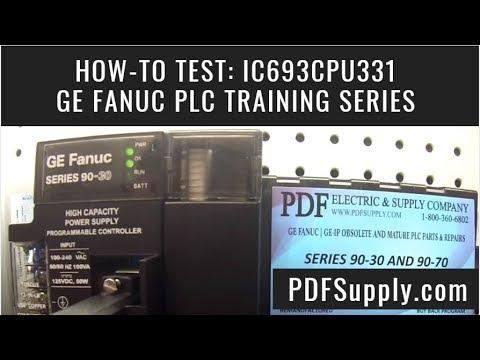programmable logic controller plc tutorial ge fanuc