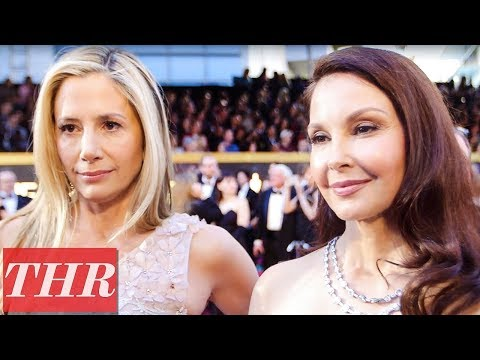 Ashley Judd & Mira Sorvino | Oscars Red Carpet 2018