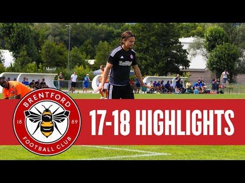 Match Highlights: Lausanne Sport 1 Brentford 1