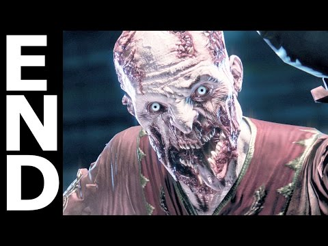 Dying Light The Following Both Endings Doovi
