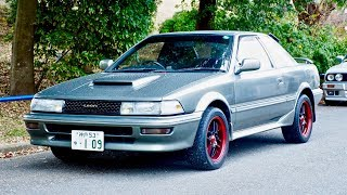 1989 Toyota Corolla Levin GT-Z Supercharger AE92 (USA Import) Japan Auction Purchase Review