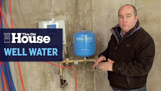 How to Get Water from a Well | This Old House
