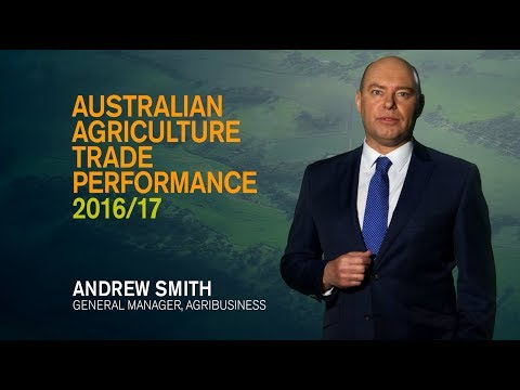 Australian Agriculture Trade Performance