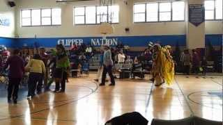Duck Dance Baltimore American Indian Center Pow wow
