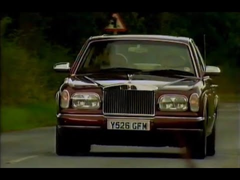 Old Top Gear 2001 - Rolls Royce at Crewe