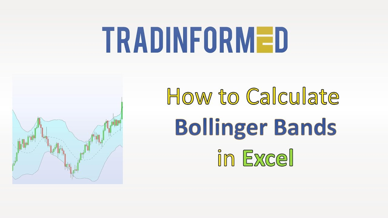 How to calculate bollinger bands