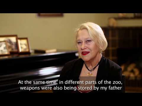The Zookeeper's Wife: Interview With Teresa Żabiński