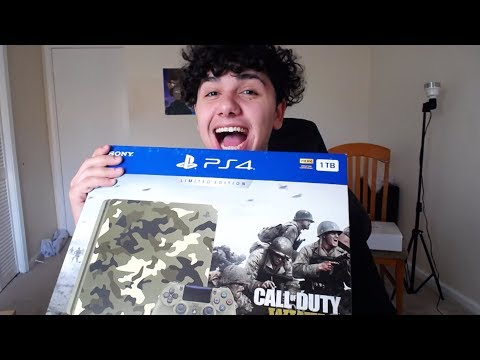GIVING AWAY PS4 RIGHT NOW!!! (JOIN QUICK)