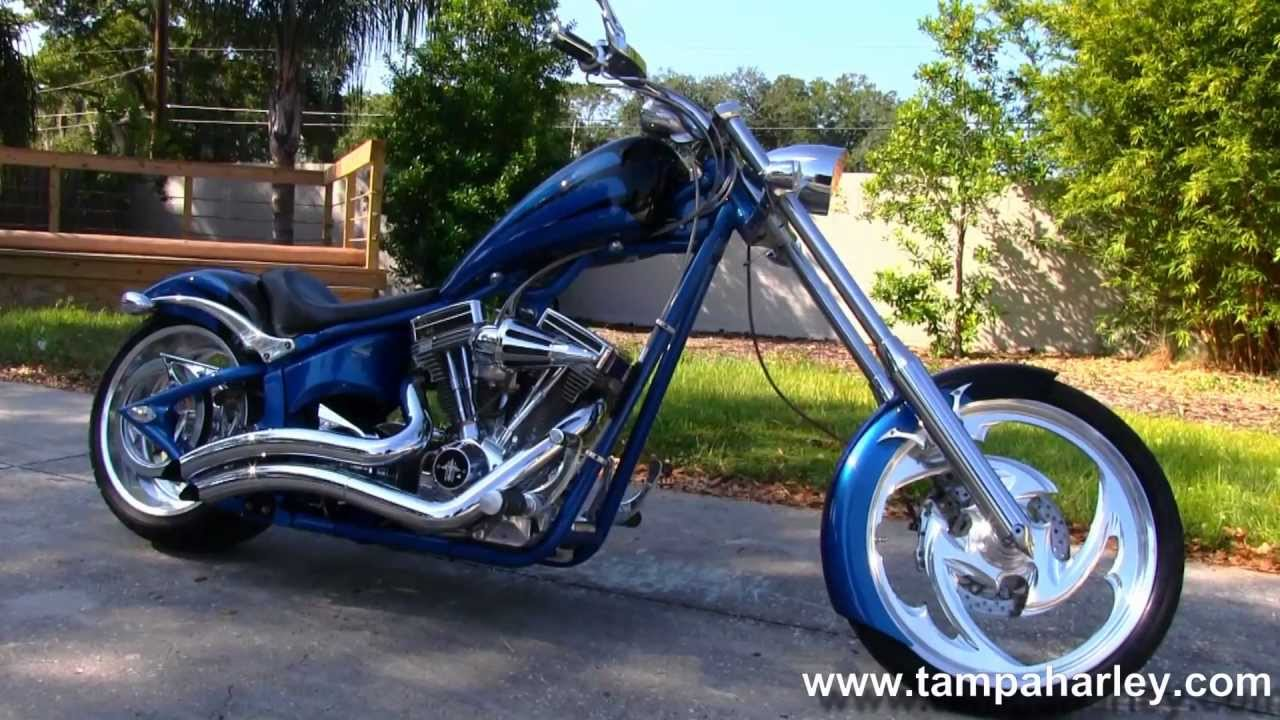 used 2005 big dog chopper motorcycles for sale youtube. Black Bedroom Furniture Sets. Home Design Ideas
