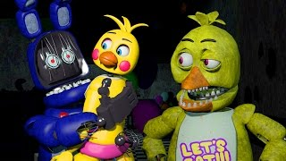 Top 5: Five Nights at Freddy's Animations (FNAF SFM Funny Animation Compilation)