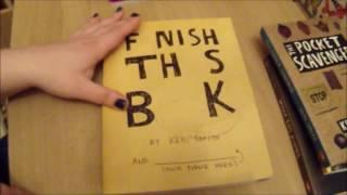 My Keri Smith Books
